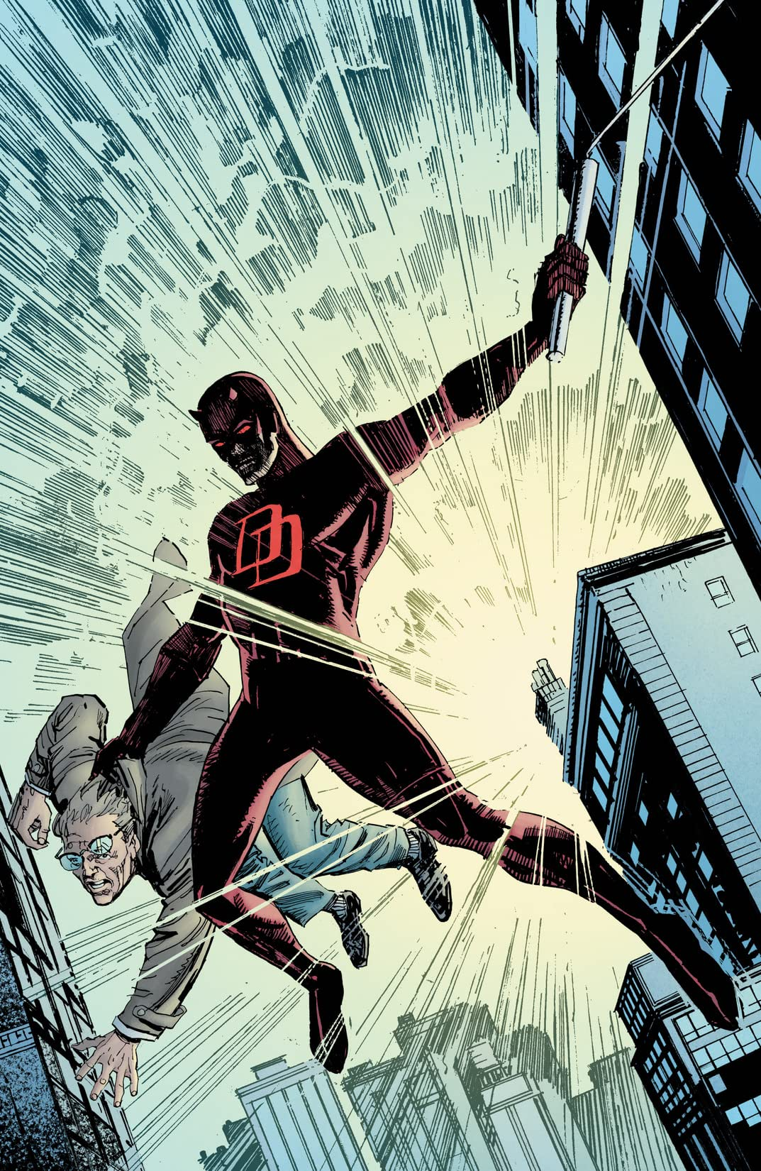 Daredevil: End of Days #6 (of 8)
