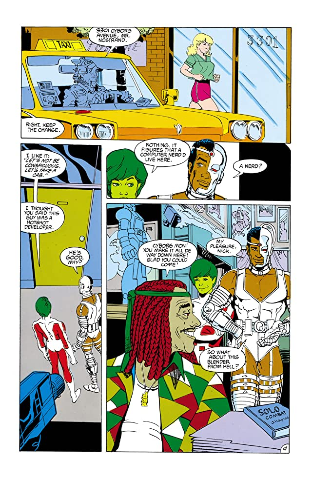 click for super-sized previews of Teen Titans Spotlight (1986-1988) #20