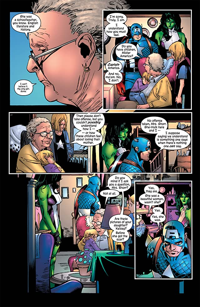 click for super-sized previews of Avengers (1998-2004) #81