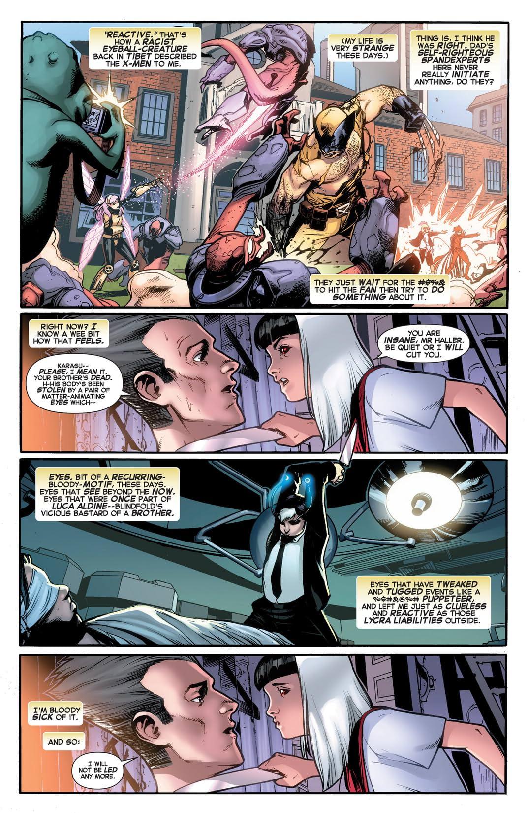 X-Men: Legacy (2012-2014) #6