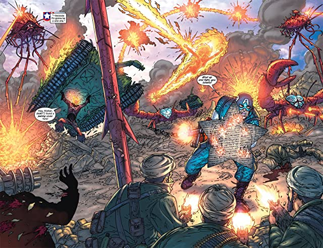 click for super-sized previews of Avengers (1998-2004) #84