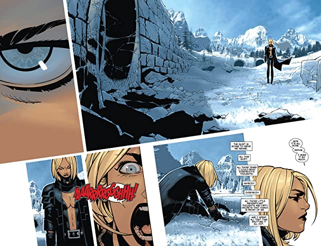 Uncanny X-Men (2013-2015) #2