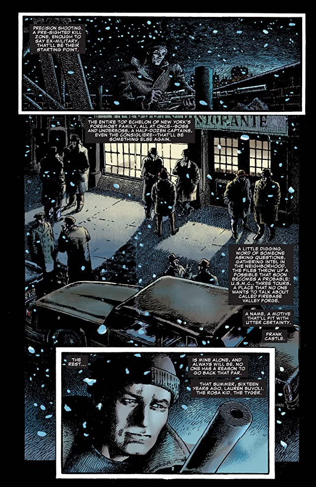 click for super-sized previews of Punisher: The Tyger