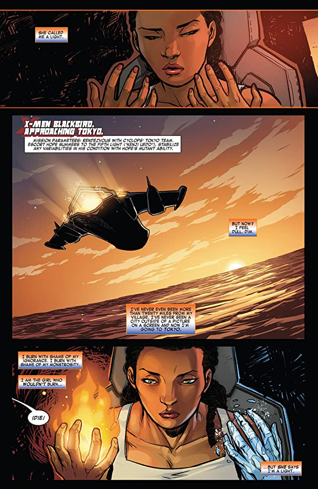 click for super-sized previews of Generation Hope #1