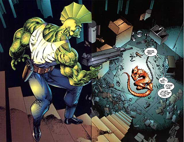 Savage Dragon #4