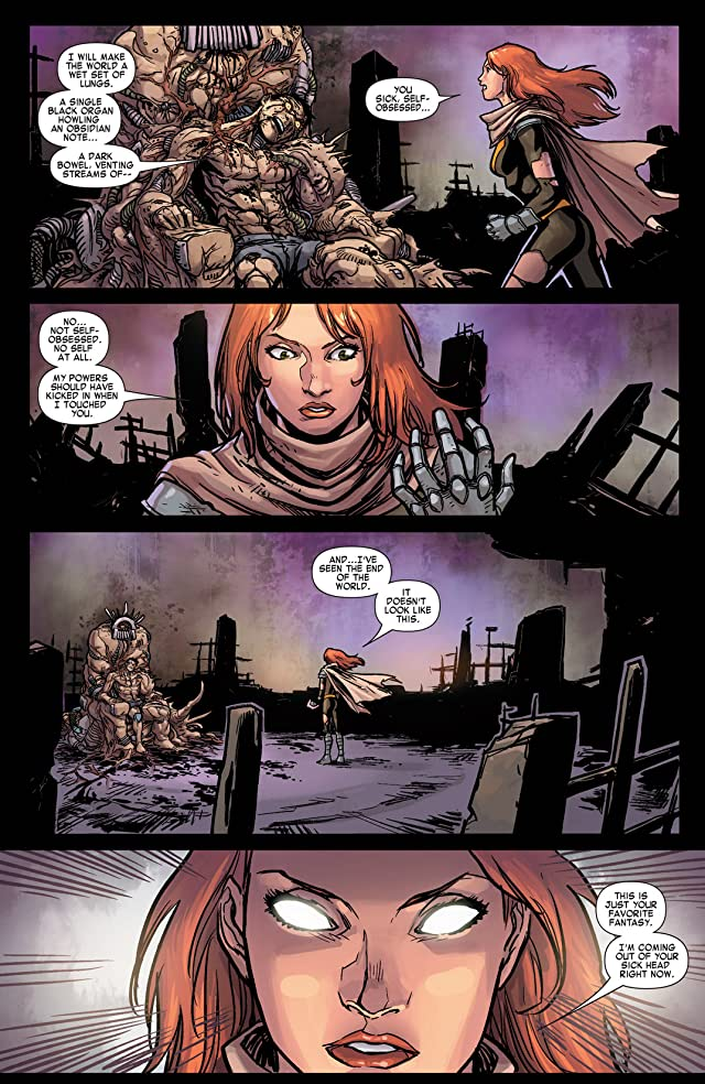 click for super-sized previews of Generation Hope #2