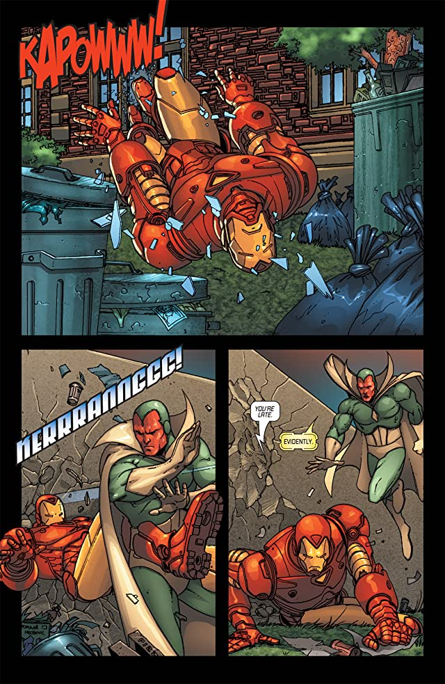 click for super-sized previews of Iron Man (1998-2004) #85