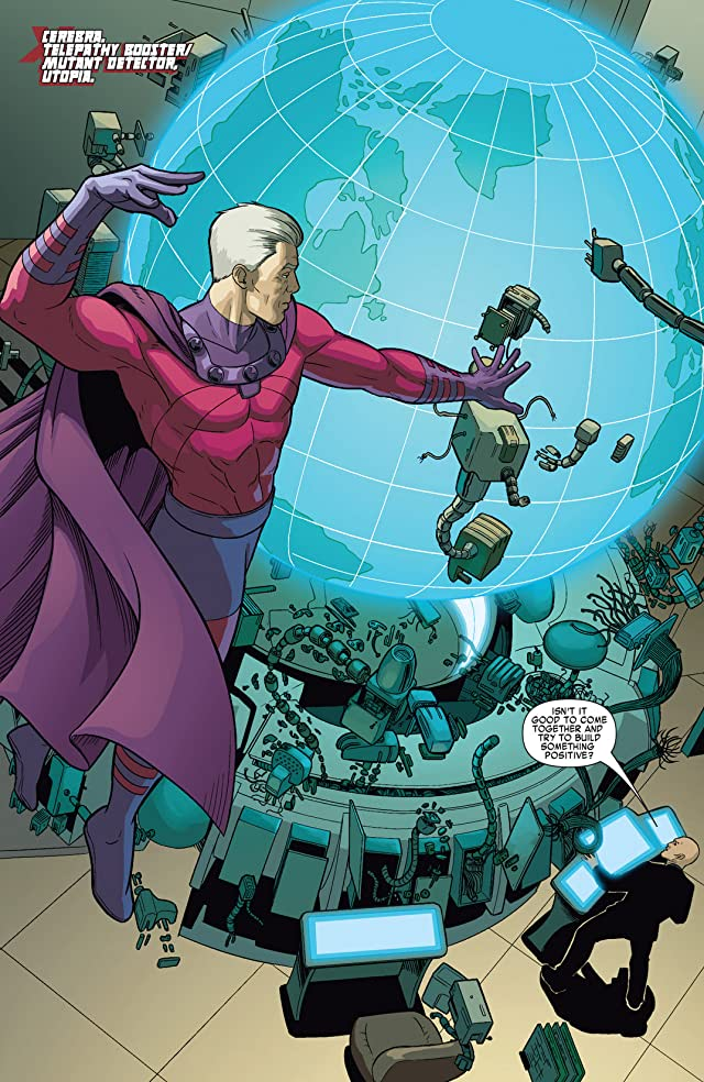 click for super-sized previews of Generation Hope #5
