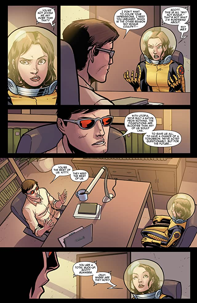 click for super-sized previews of Generation Hope #6