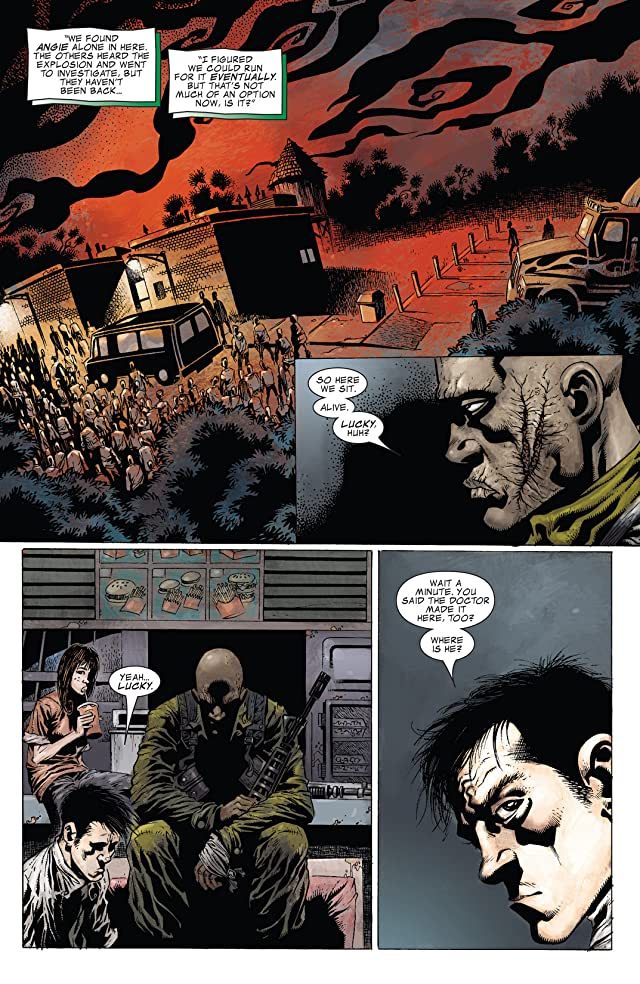 click for super-sized previews of Zombie #2