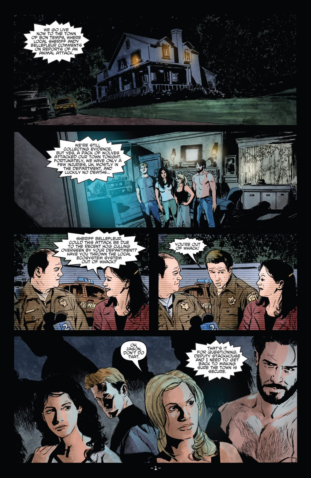 True Blood (2012-2013) #10