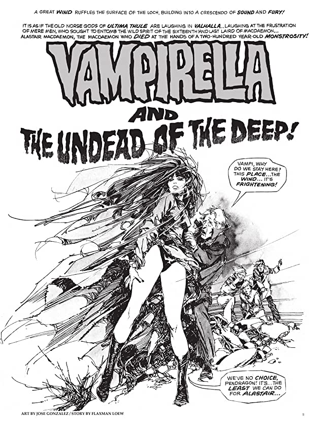 Vampirella Archives Vol. 5