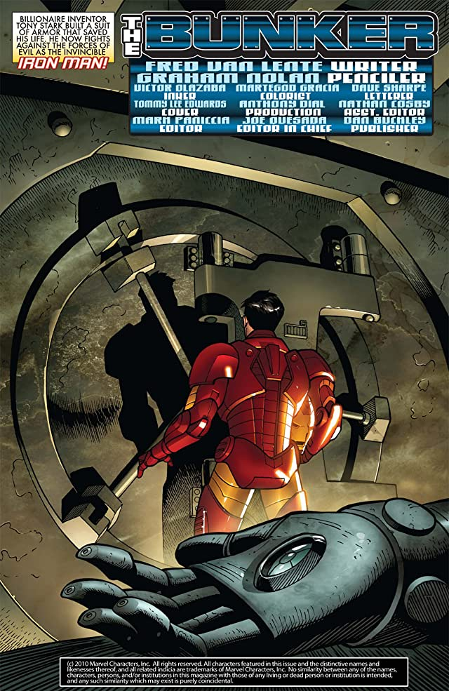 click for super-sized previews of Marvel Adventures Iron Man #9