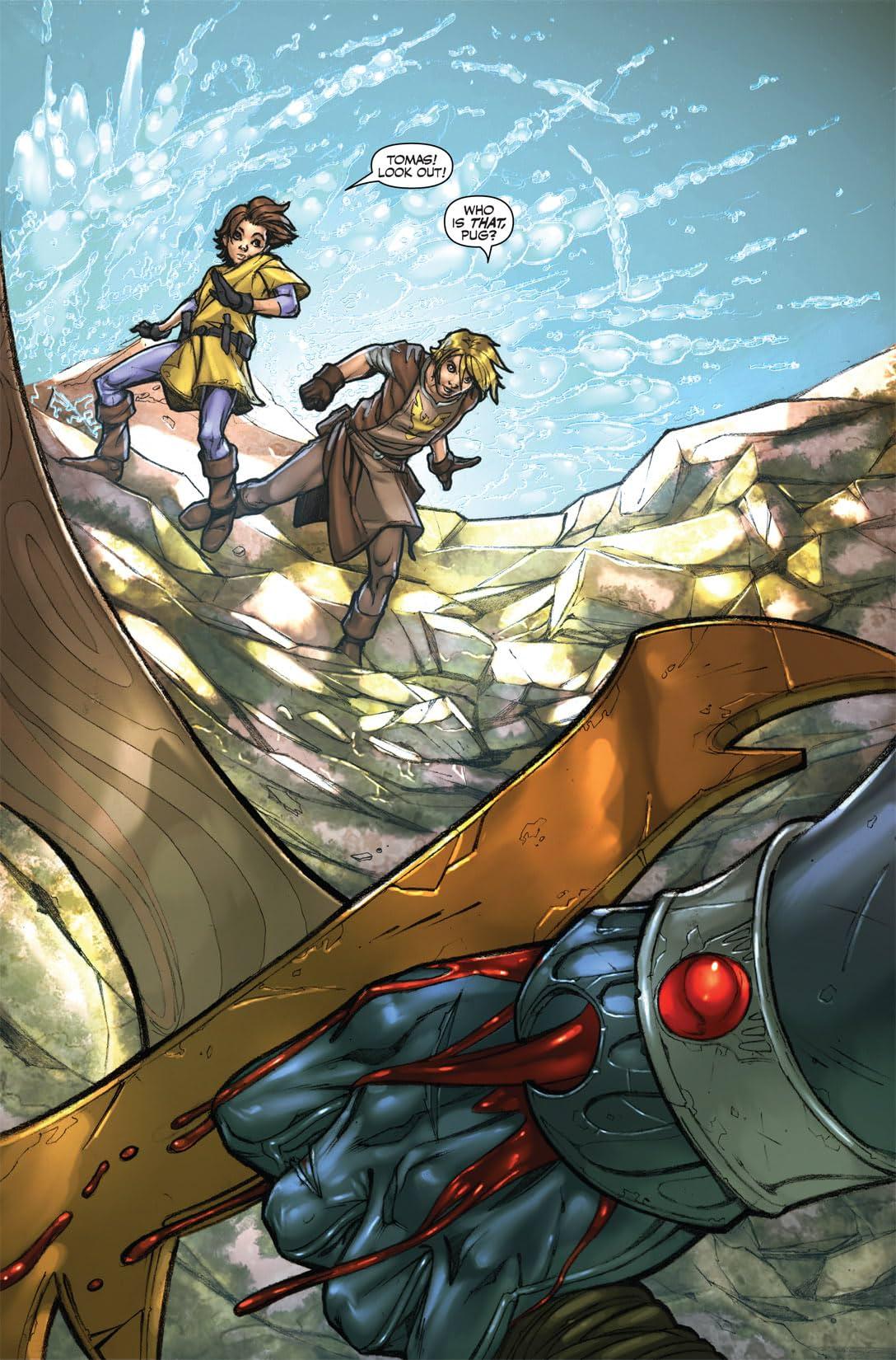 Magician: Apprentice Riftwar Saga #4 (of 17)