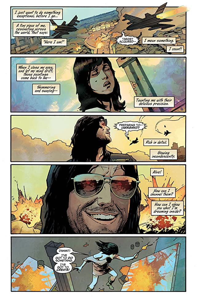 click for super-sized previews of Death Sentence #4