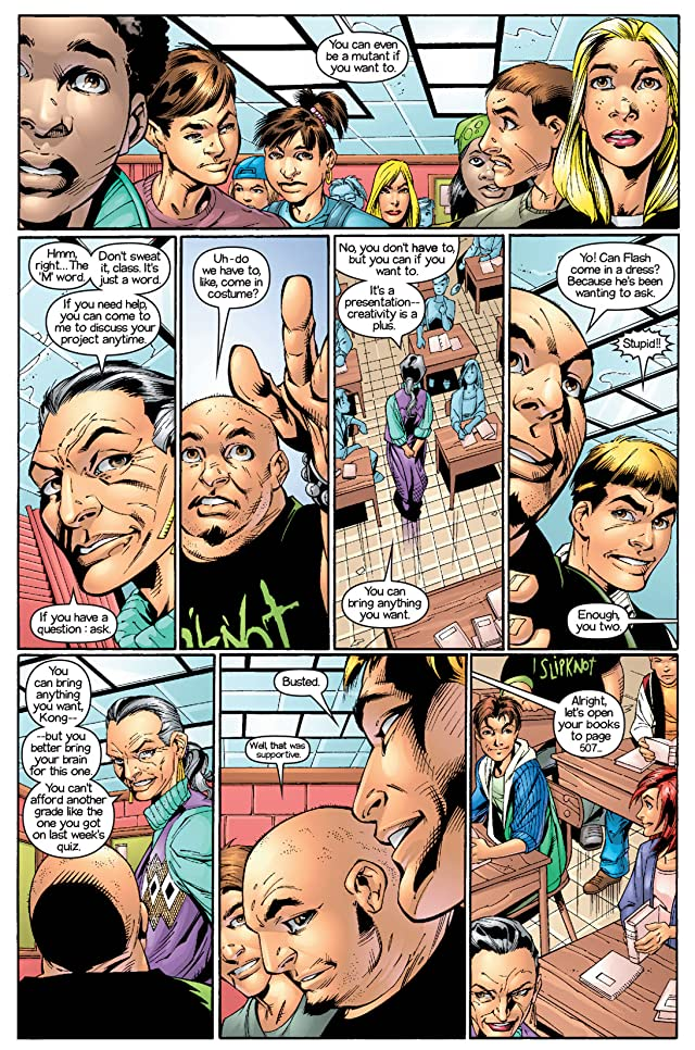 click for super-sized previews of Ultimate Spider-Man (2000-2009) #14