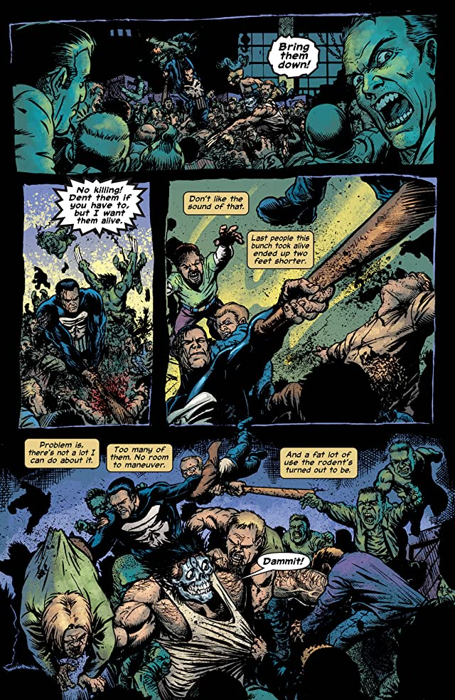 click for super-sized previews of The Punisher (2001-2003) #17
