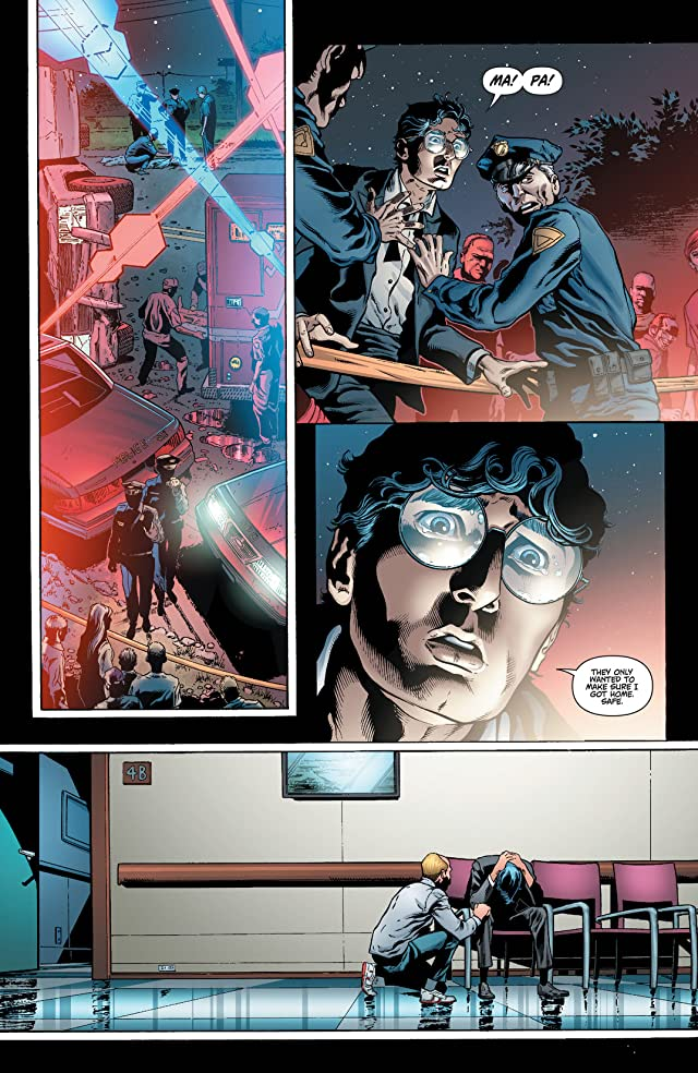 click for super-sized previews of Action Comics (2011-) #17