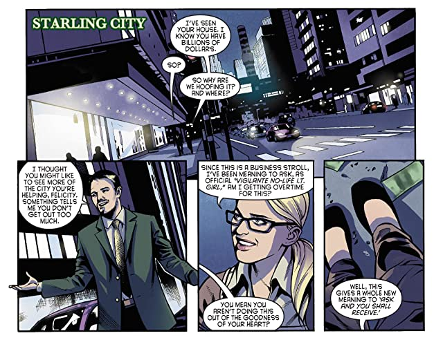 click for super-sized previews of Arrow (2012-2013) #20