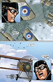 War Is Hell: The First Flight of the Phantom Eagle #2 (of 5)