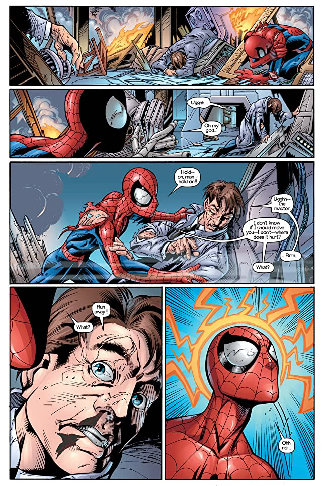click for super-sized previews of Ultimate Spider-Man (2000-2009) #18