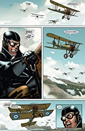 War Is Hell: The First Flight of the Phantom Eagle #3 (of 5)