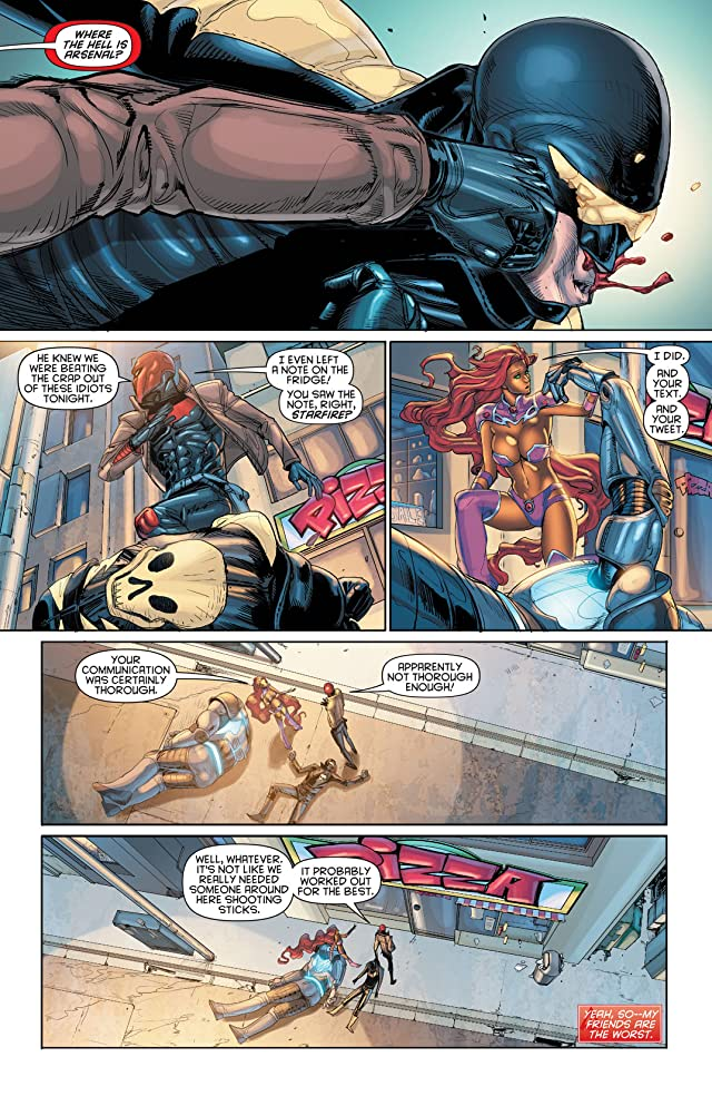 click for super-sized previews of DC Universe Presents (2011-2013) #17