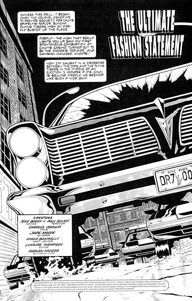click for super-sized previews of The Grackle (1997) #2