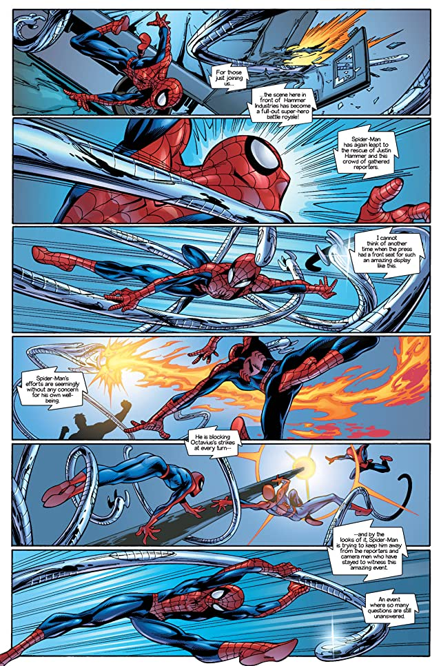 click for super-sized previews of Ultimate Spider-Man (2000-2009) #20