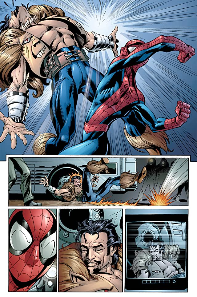 click for super-sized previews of Ultimate Spider-Man (2000-2009) #21