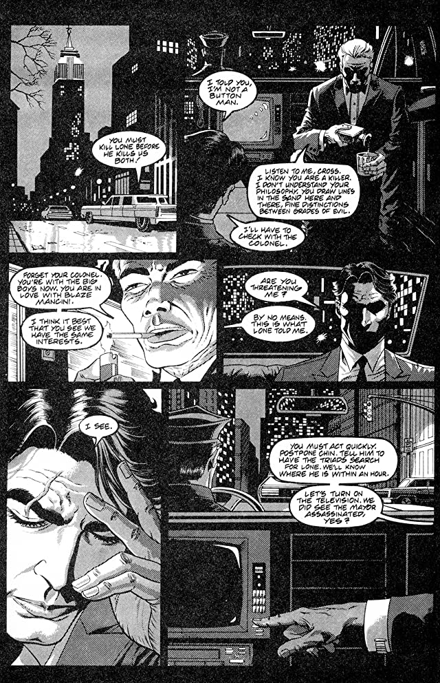 click for super-sized previews of The Grackle (1997) #3