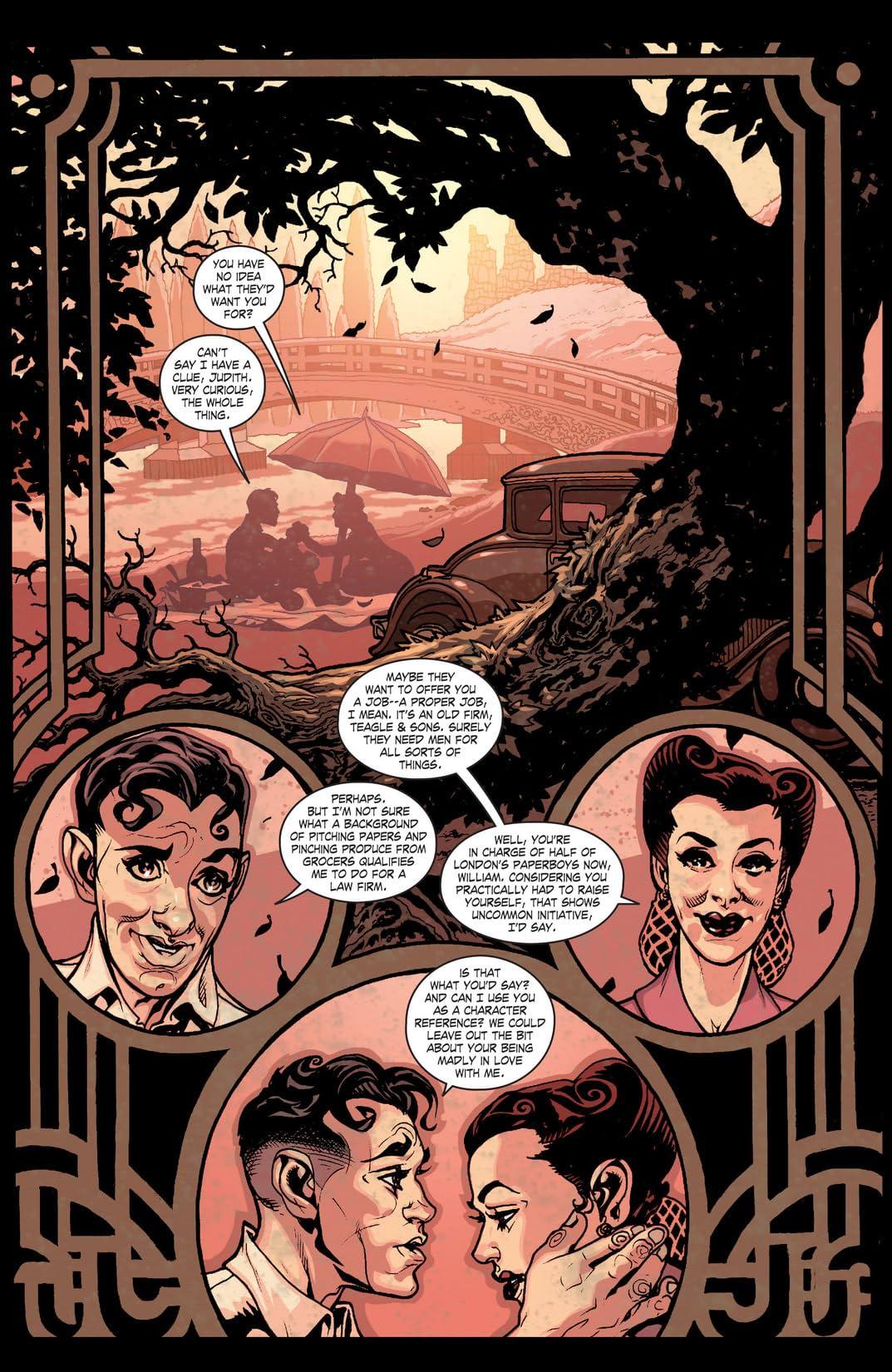 JSA Liberty Files: The Whistling Skull (2012) #3 (of 6)