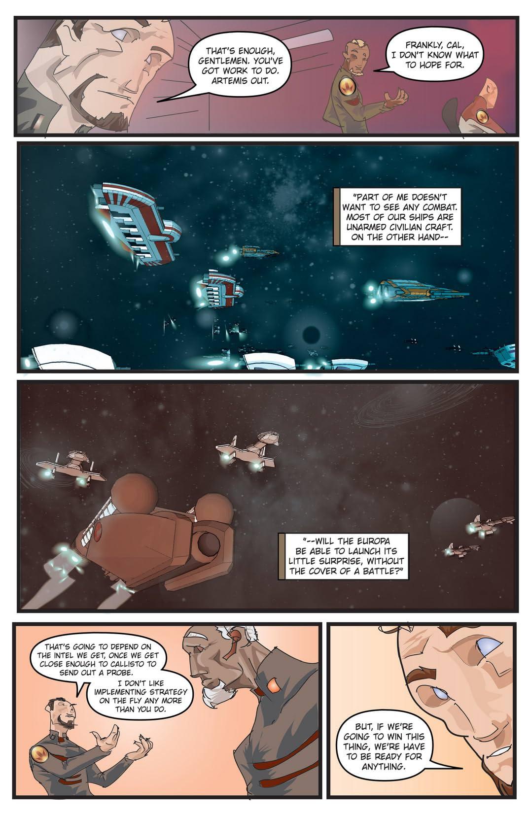 Tom Corbett: Space Cadet #4