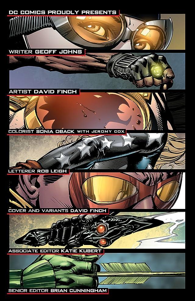 Justice League of America (2013-2015) #1
