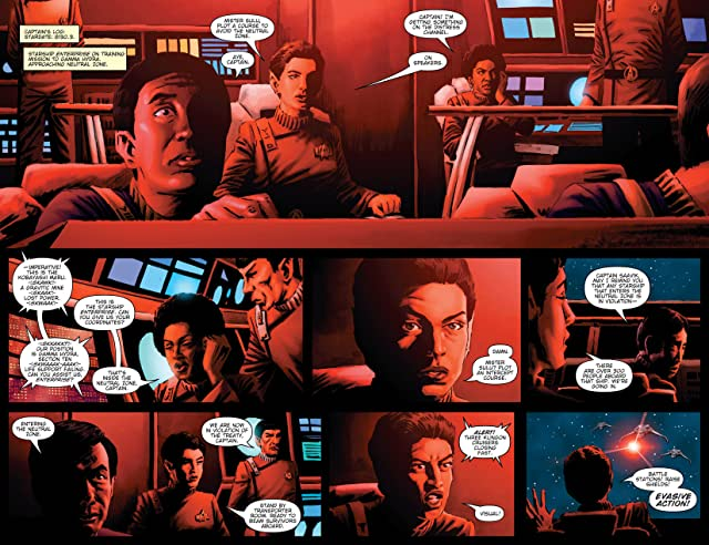Star Trek II: The Wrath of Khan #1