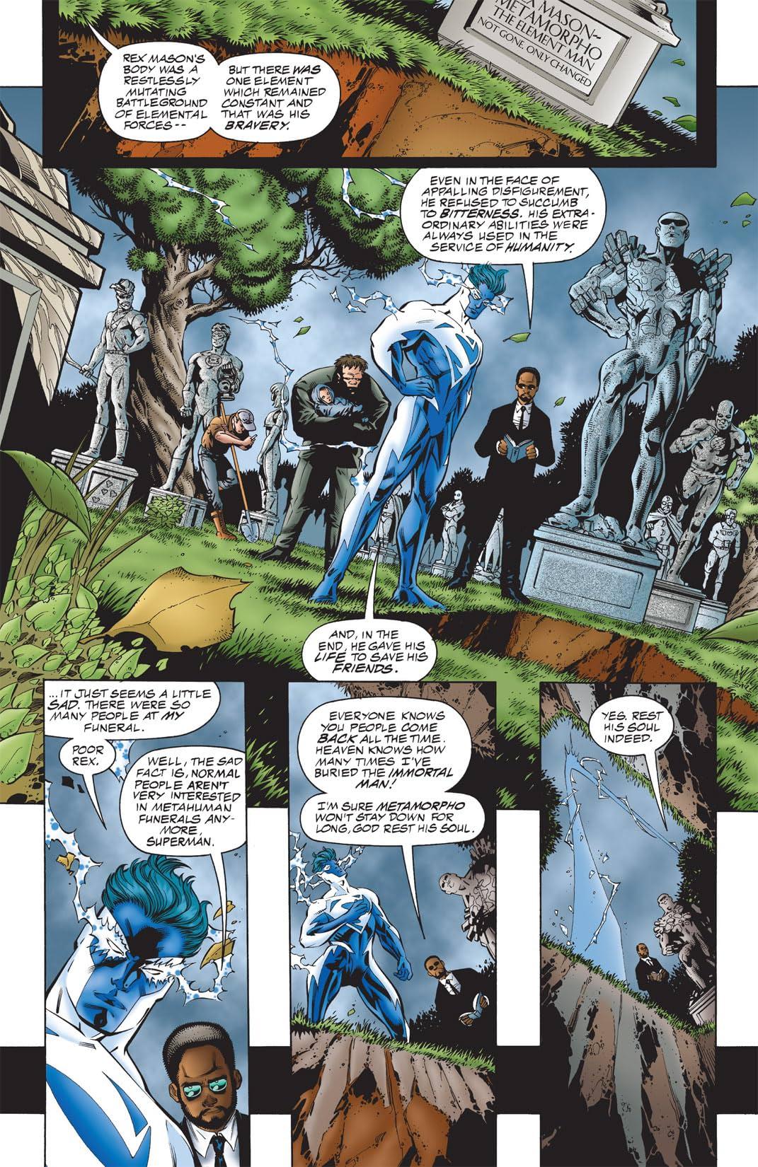 JLA (1997-2006) #5