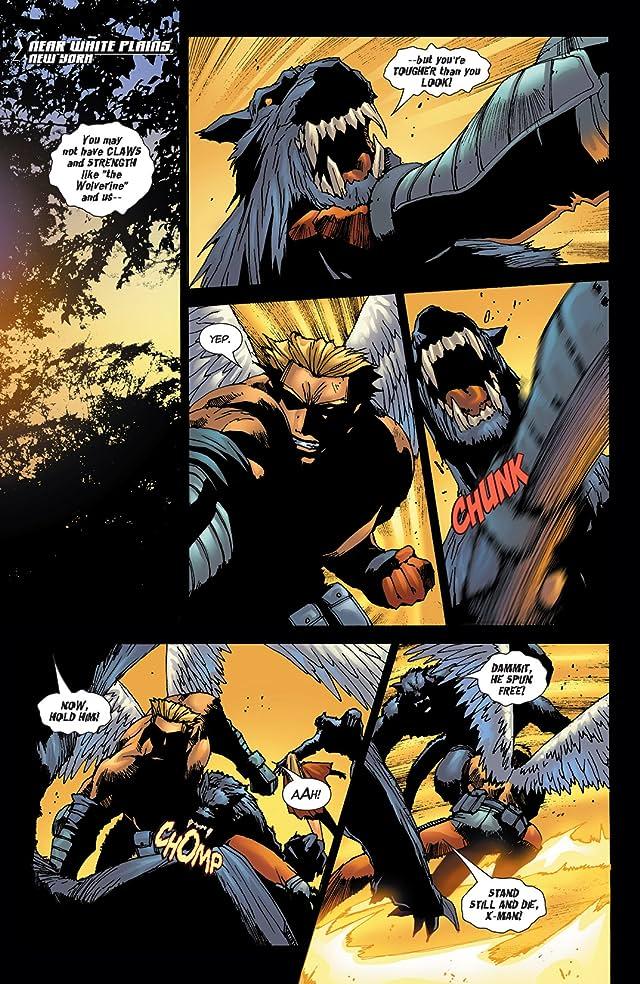 Uncanny X-Men (1963-2011) #420