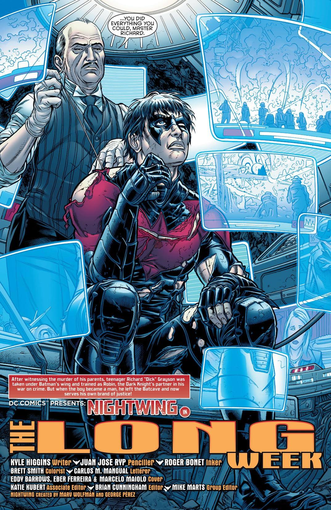 Nightwing (2011-2014) #17