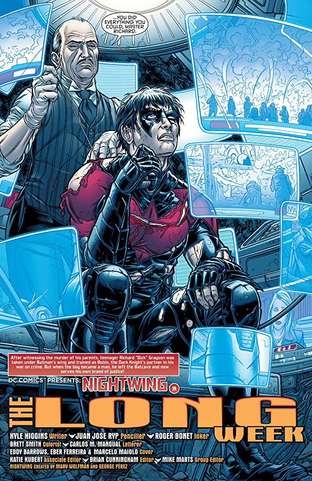 click for super-sized previews of Nightwing (2011-2014) #17