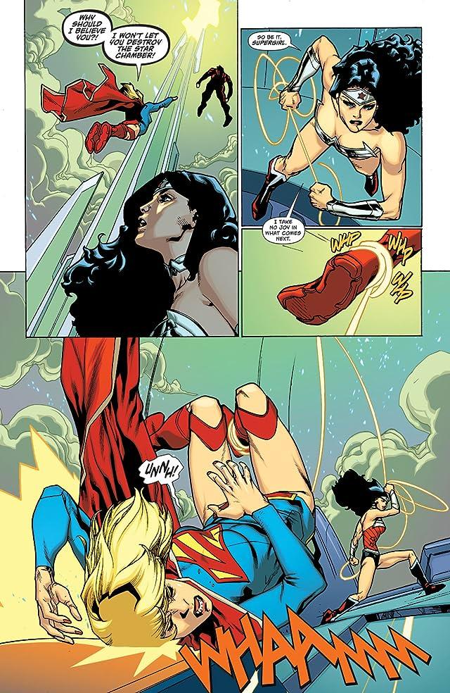 Supergirl (2011-2015) #17