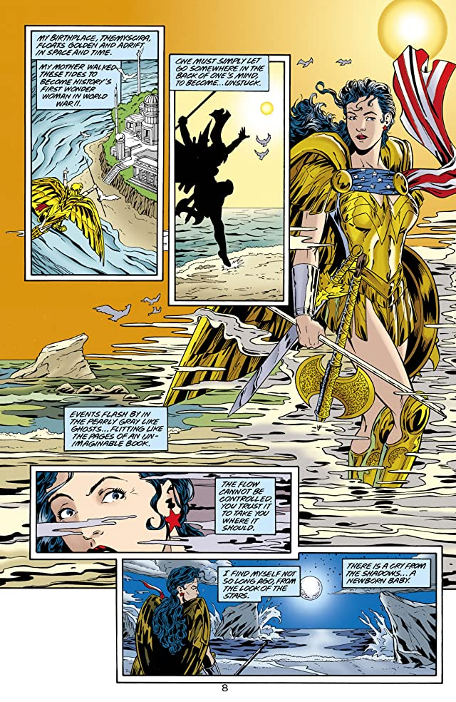 click for super-sized previews of Wonder Woman (1987-2006) #145