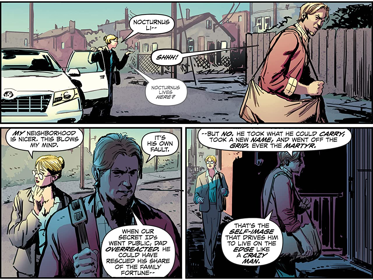 Insufferable #5