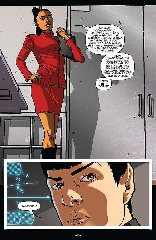 Star Trek (2011-) #18