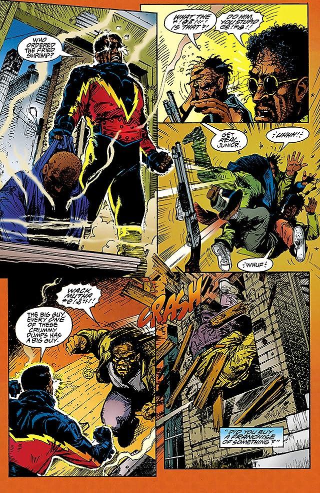 click for super-sized previews of Black Lightning (1995-1996) #1