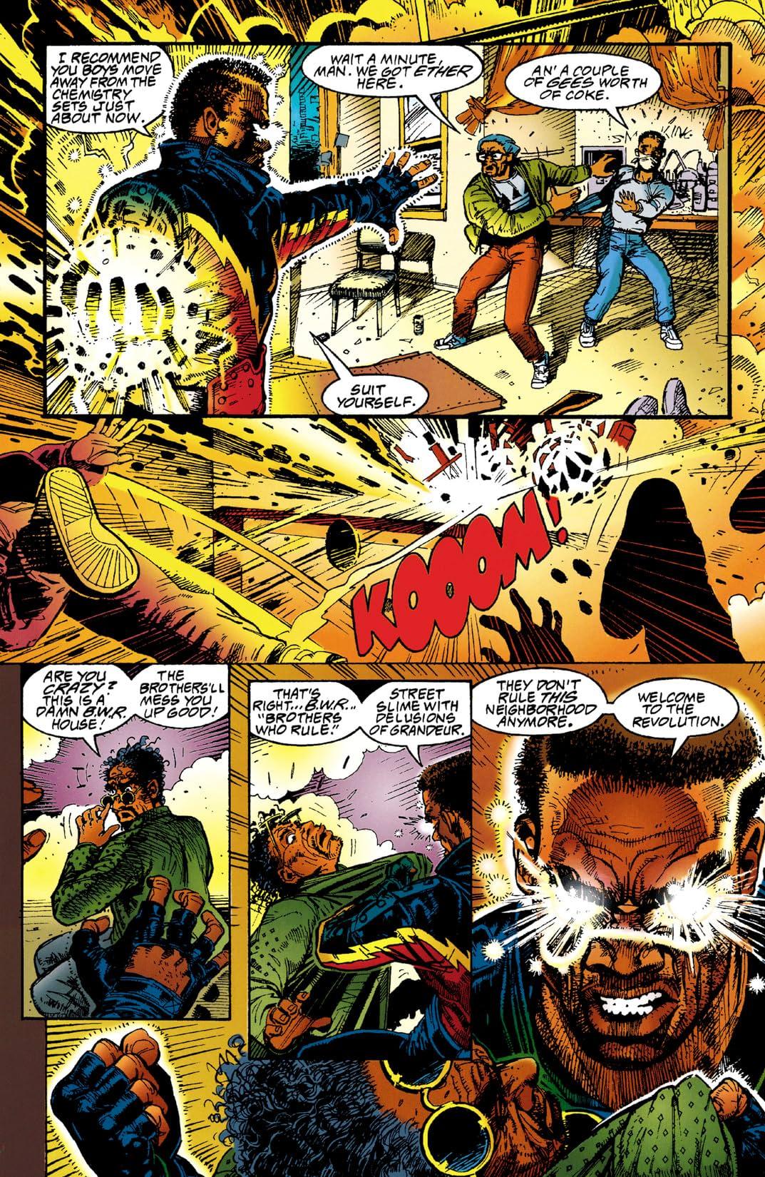 Black Lightning (1995-1996) #1