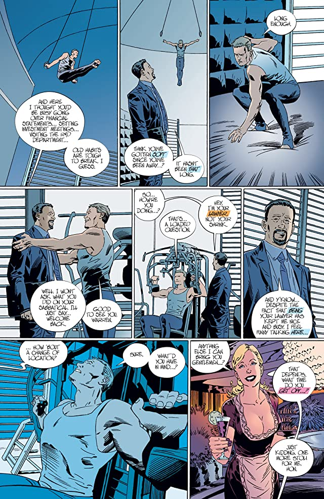 click for super-sized previews of Sex #1