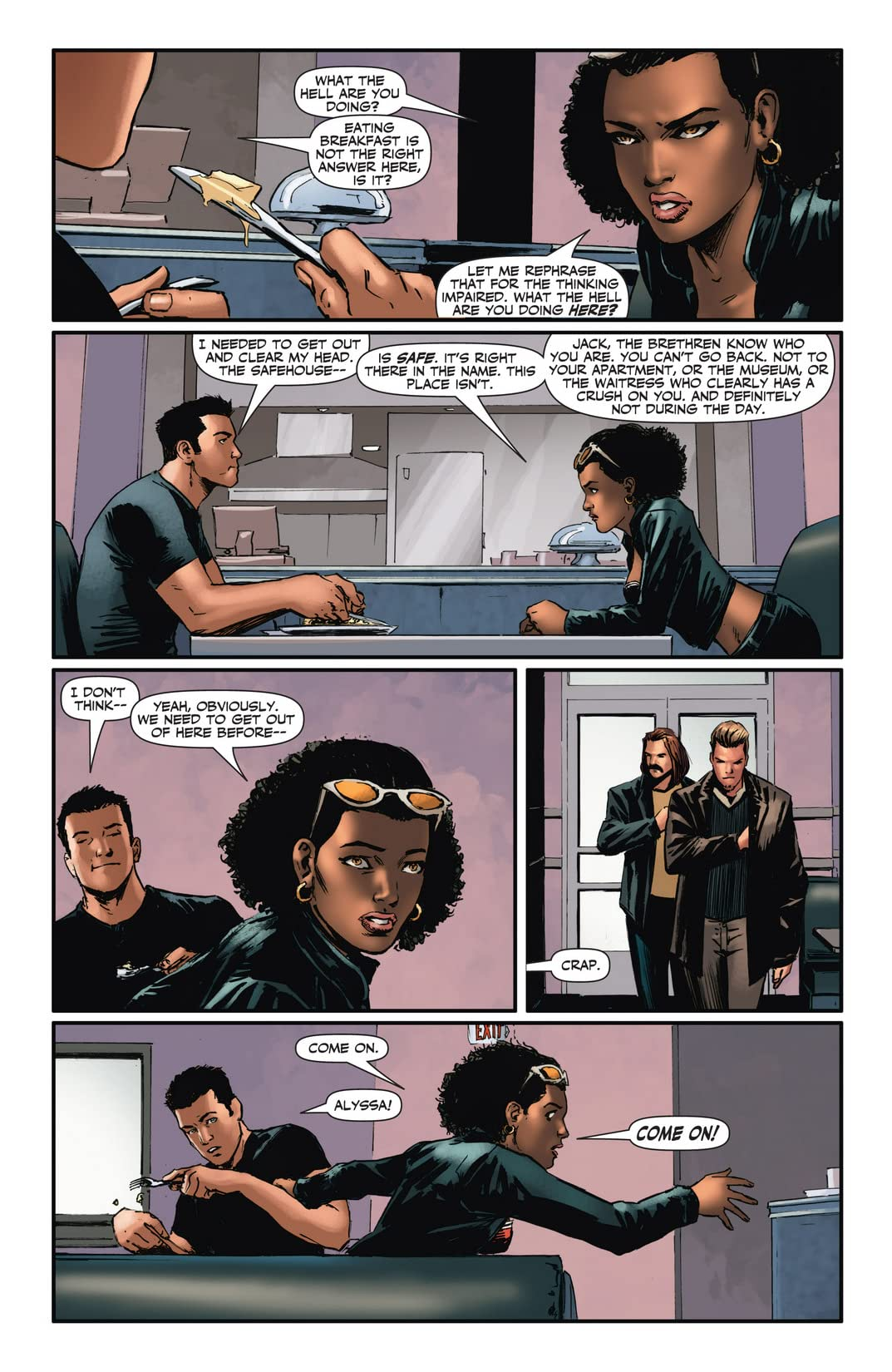 Shadowman (2012- ) #5: Digital Exclusives Edition
