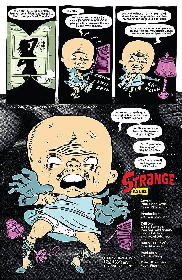 Strange Tales #1 (of 3)
