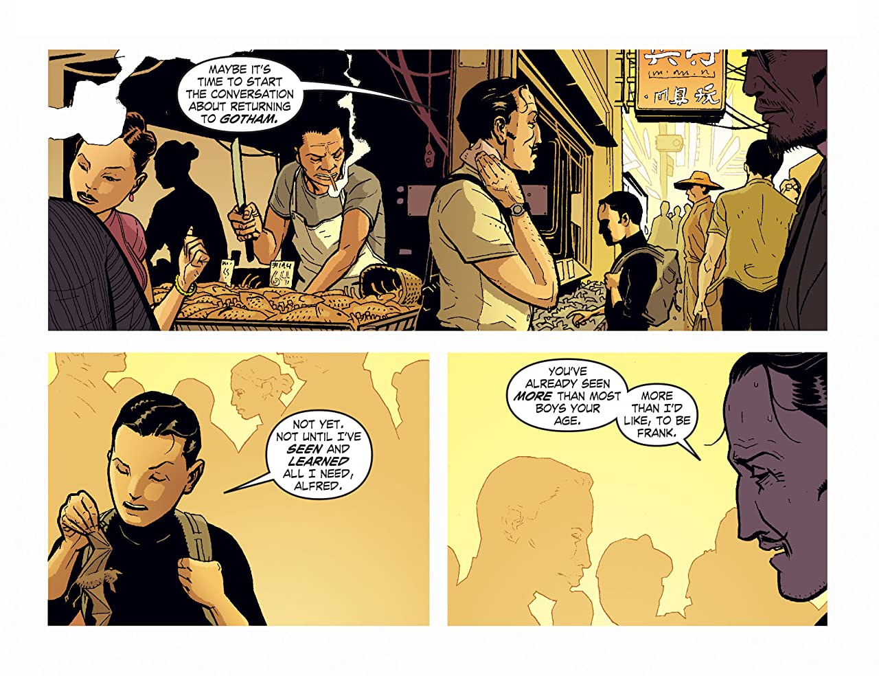Legends of the Dark Knight (2012-) #38