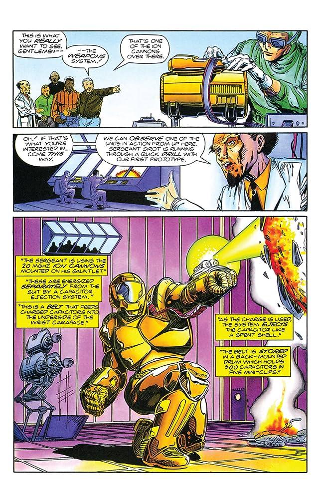 Armorines (1994-1995) #0